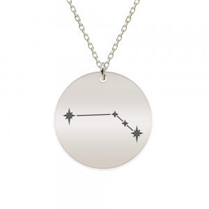 Destiny - Colier argint 925 personalizat cu constelatii - Berbec