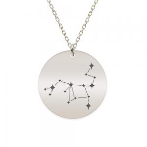 Destiny - Colier argint 925 personalizat cu constelatii - Sagetator