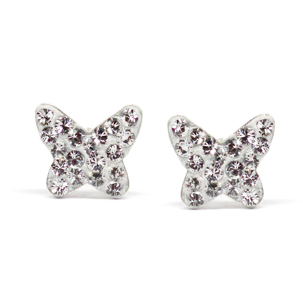 Dianne - Cercei Argint si Cristale Swarovski - Crystal