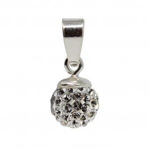 Ice - Pandantiv Argint si Cristale Swarovski