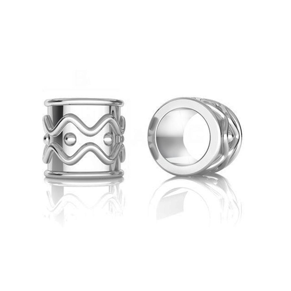 Crys - Distantier  Din Argint  Compatibil cu Bratarile Tip Pandora