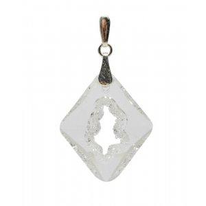 Ecaterina - Pandantiv Argint si Cristale Swarovski