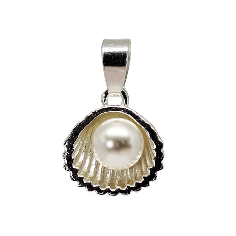 Afrodita - Pandantiv Argint si Perle Swarovski