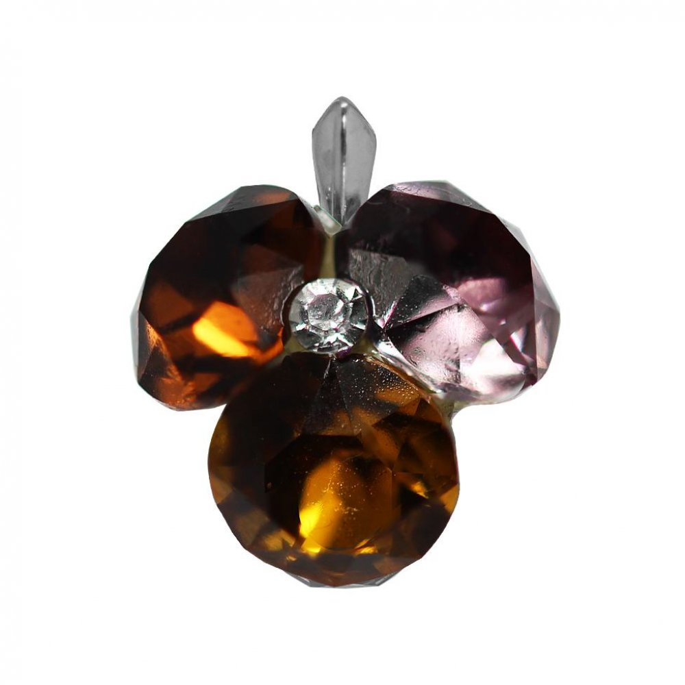 Macy - Pandantiv Argint si Cristale Swarovski