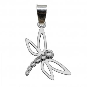 Libelula - Pandantiv Argint