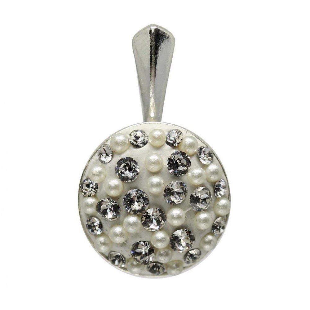 Set Bijuterii Argint si Cristale Swarovski - Argus