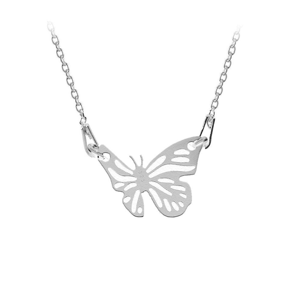 Butterfly - Colier Argint