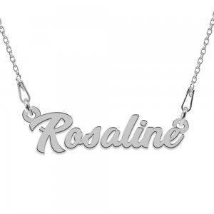 Colier Argint 925, Nume Rosaline , 45 cm