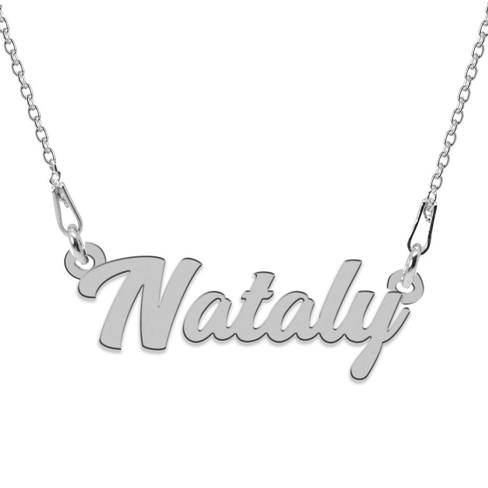 Colier Argint 925, Nume Nataly , 45 cm